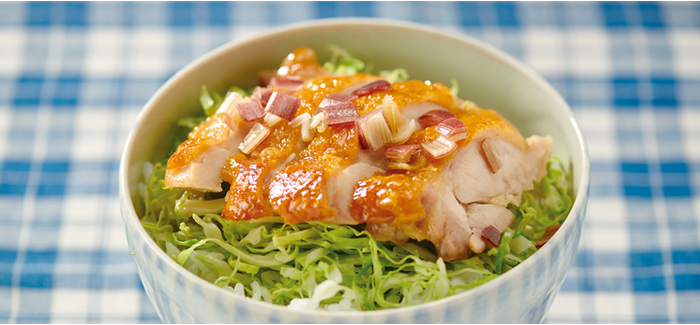 照り 焼き 鳥 たれの糖分+肉のアミノ酸=美味しい鶏胸肉の照り焼きを作るための科学