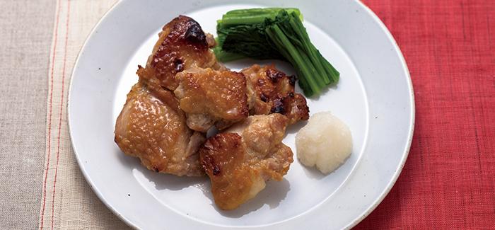 漬け 鶏 もも肉 味噌