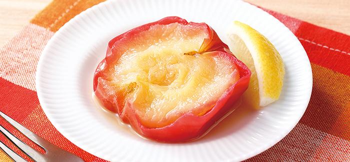 焼き りんご レンジ