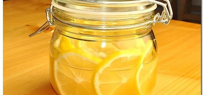 レシピ レモン はちみつ 漬け